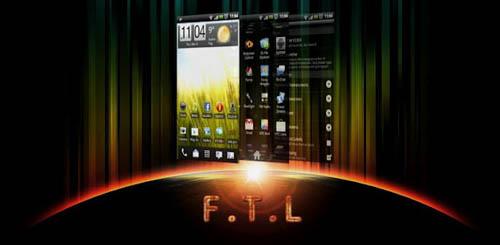 FTL Launcher Pro v3.1.5