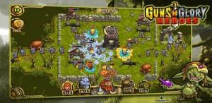 Gunsn'Glory Heroes Premium