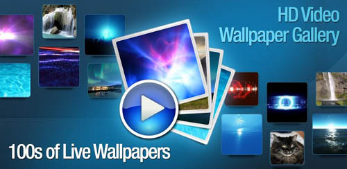 HD Video Wallpaper Gallery Pro v1.1