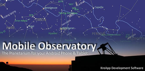 Mobile Observatory Free – Astronomy v3.3.0