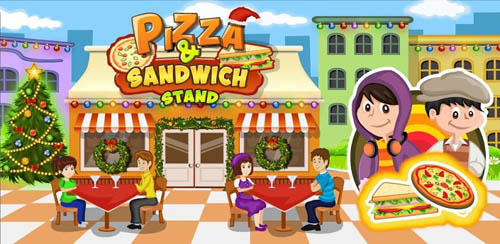 Pizza & Sandwich-Cooking PRO v1.0.1