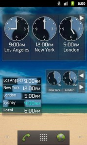 PolyClock™ World Clock3