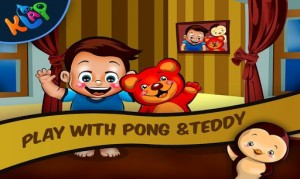 Pong & Teddy by KLAP 2