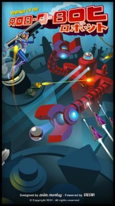 Revenge of the Rob-O-Bot3