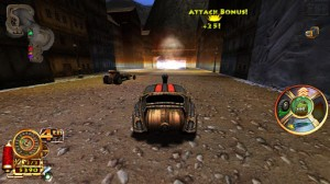Steampunk Racing 3D4