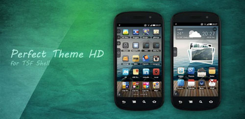 TSF Shell Perfect Theme HD v1.8.3