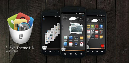 TSF Shell Suave Theme HD v2.2