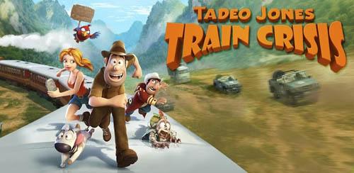Tadeo Jones: Train Crisis Pro v1.2