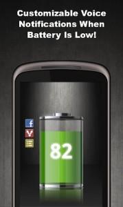 Talking Battery Widget Pro 2