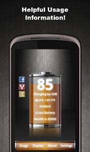 Talking Battery Widget Pro 4