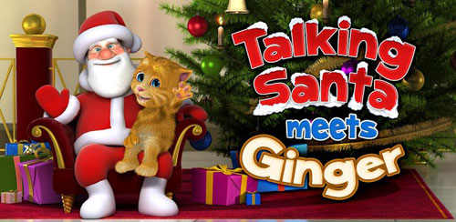 Talking Santa meets Ginger + v1.1.1 +data