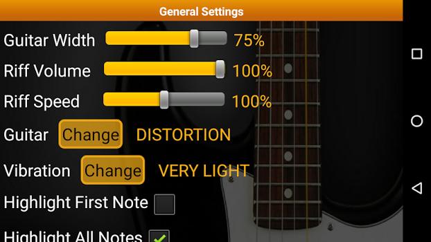 Guitar Riff Pro v153