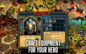تصویر محیط King's Bounty Legions: Turn-Based Strategy Game 1.10.80