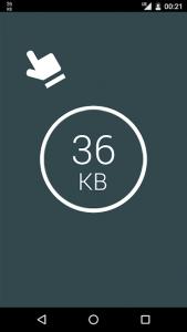 تصویر محیط Data Monitor: Simple Net-Meter v1.0.181