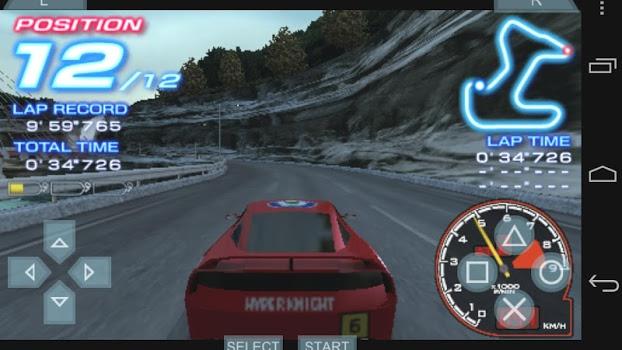 PPSSPP Gold – PSP emulator v1.5.3