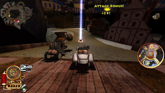 Steampunk Racing 3D v2.6