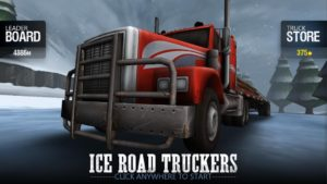 تصویر محیط Ice Road Truckers v1.0