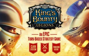 تصویر محیط King's Bounty Legions: Turn-Based Strategy Game 1.10.80