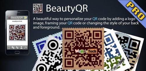 BeautyQR PRO – QR generator v3.3