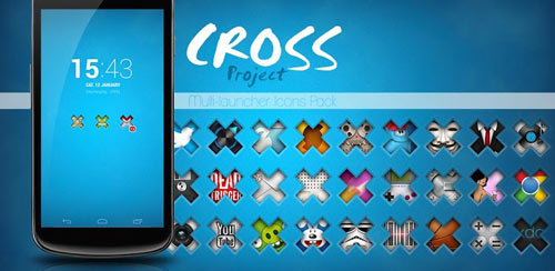 Cross-Project-Icon-Pack