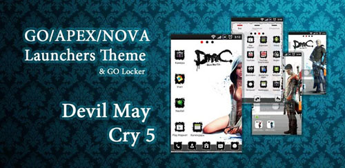 Devil May Cry (DmC) Theme v1.4