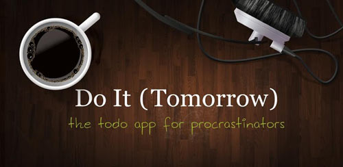 Do it (Tomorrow) v2.3.3
