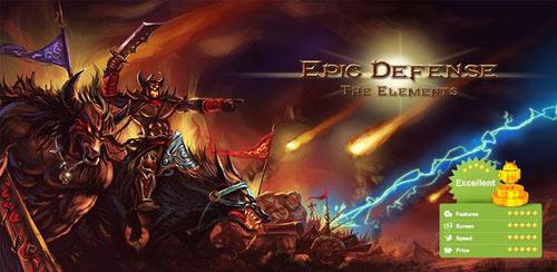 Epic Defense – the Elements v1.4.7