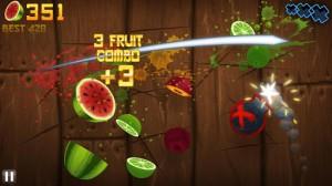 Fruit Ninja HD 2