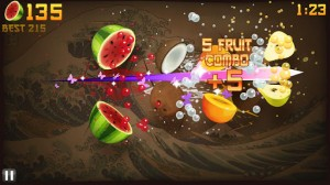 Fruit Ninja HD 5