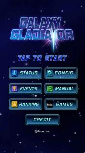 GALAXY GLADIATOR 3