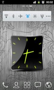 HD Beautiful Clock Widgets Pro4