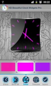 HD Beautiful Clock Widgets Pro5