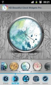 HD Beautiful Clock Widgets Pro6