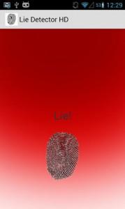 Lie Detector HD, Polygraph HD4