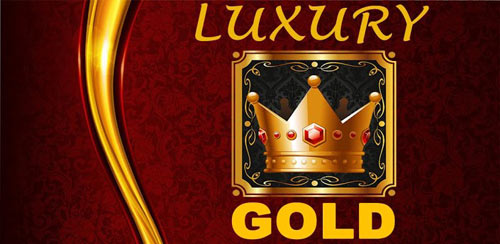 Luxury Gold apex / GO Launcher v1.3