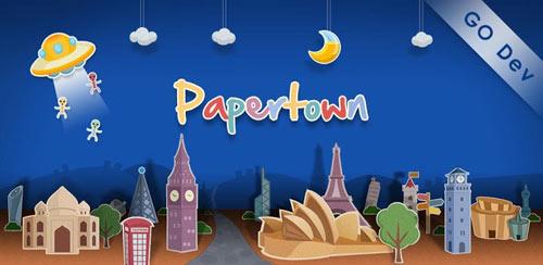 Papertown Super Theme GO v1.2