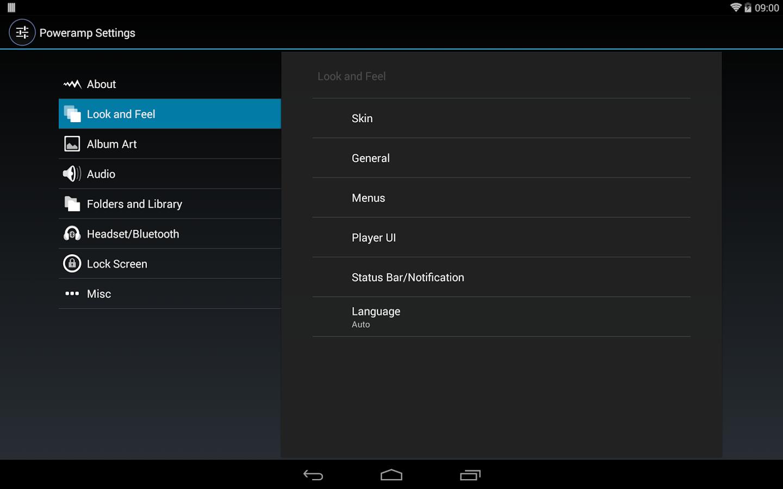 Poweramp Music Player v3 alpha build 811