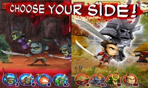 SAMURAI vs ZOMBIES DEFENSE 6