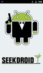 SeekDroid AntiTheft & Security2