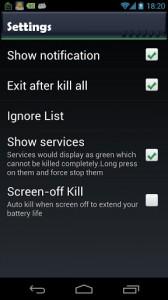 Task Killer FREE3