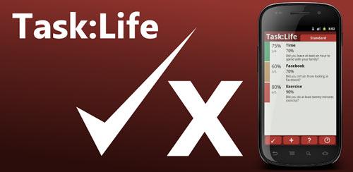 Task:Life Performance Tracker v14.0