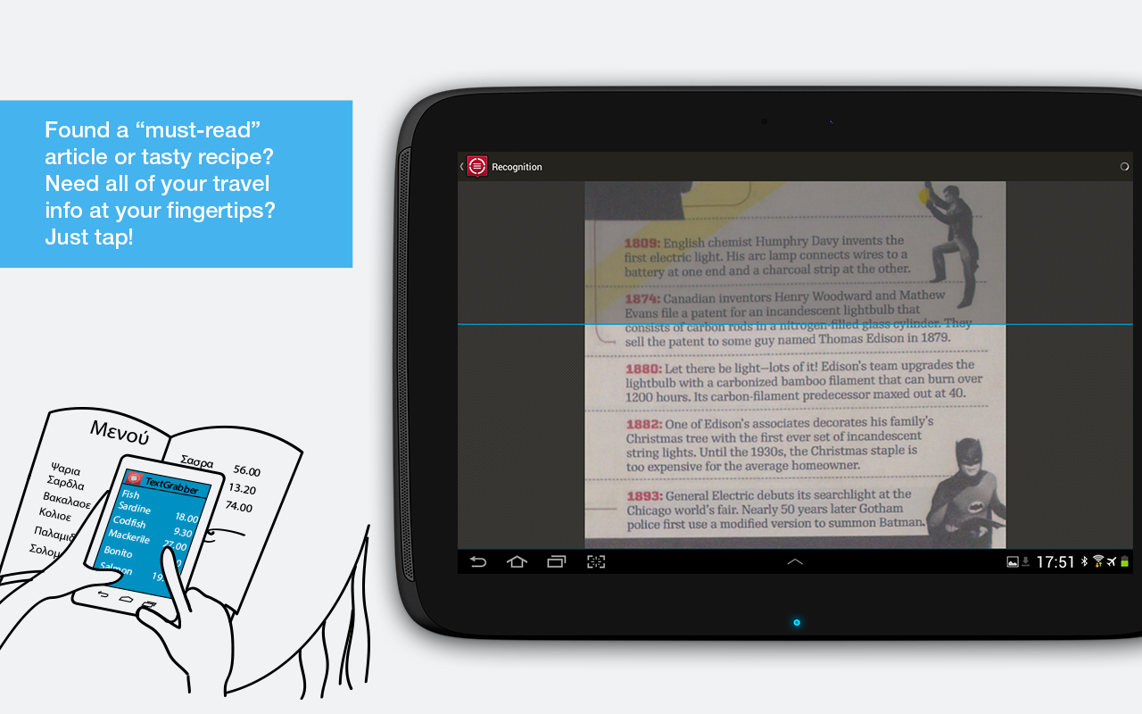 TextGrabber – image to text: OCR & translate photo v2.1.0
