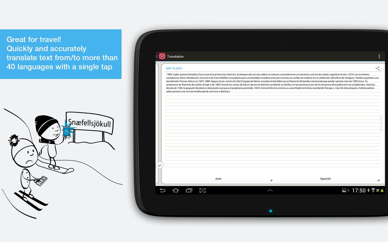 TextGrabber – image to text: OCR & translate photo v2.0.4