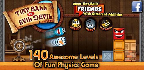 Tiny Ball Vs. Evil Devil 3.5