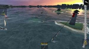 Top Sailor sailing simulator 3