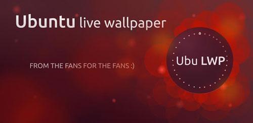 Ubuntu Live Wallpaper Beta 0.82