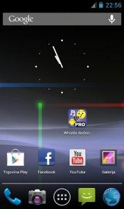 Whistle Android Finder PRO 2