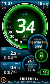 Ulysse Speedometer Pro v1.9.58