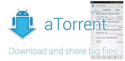 aTorrent – torrent downloader v3035