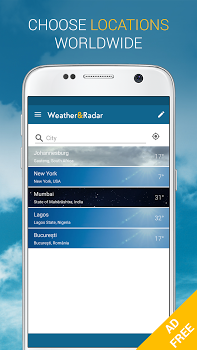 Weather & Radar Pro – Ad-Free v4.34.0
